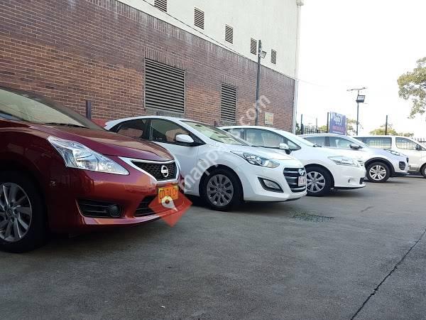 Alpha Car Hire Sydney Parramatta