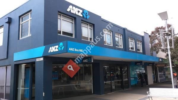 ANZ Branch Box Hill