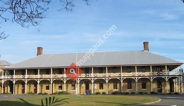 Army Museum South Queensland - Victoria Barracks