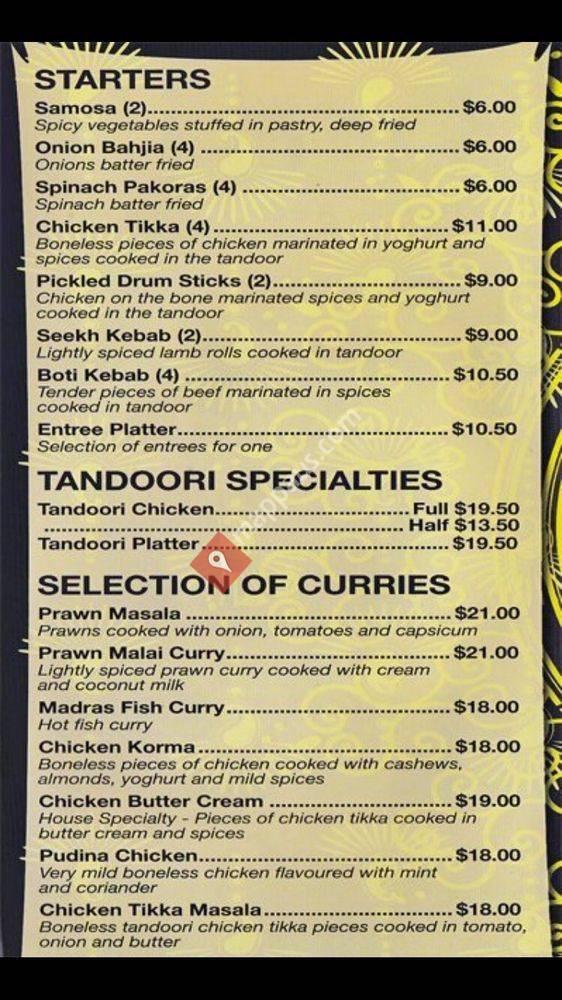 Bedi's Indian Restaurant