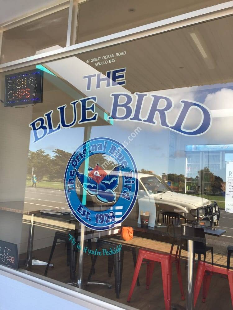 Blue Bird Café