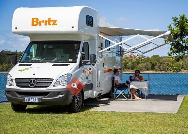 Britz Campervan Hire Sydney