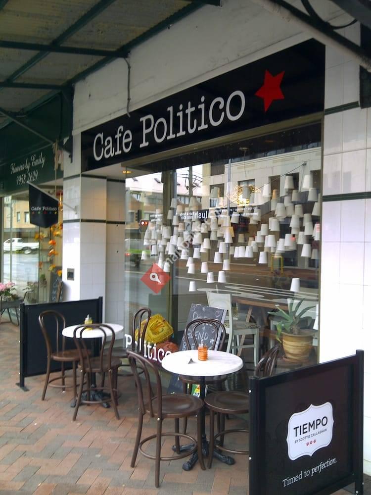 Cafe Politico
