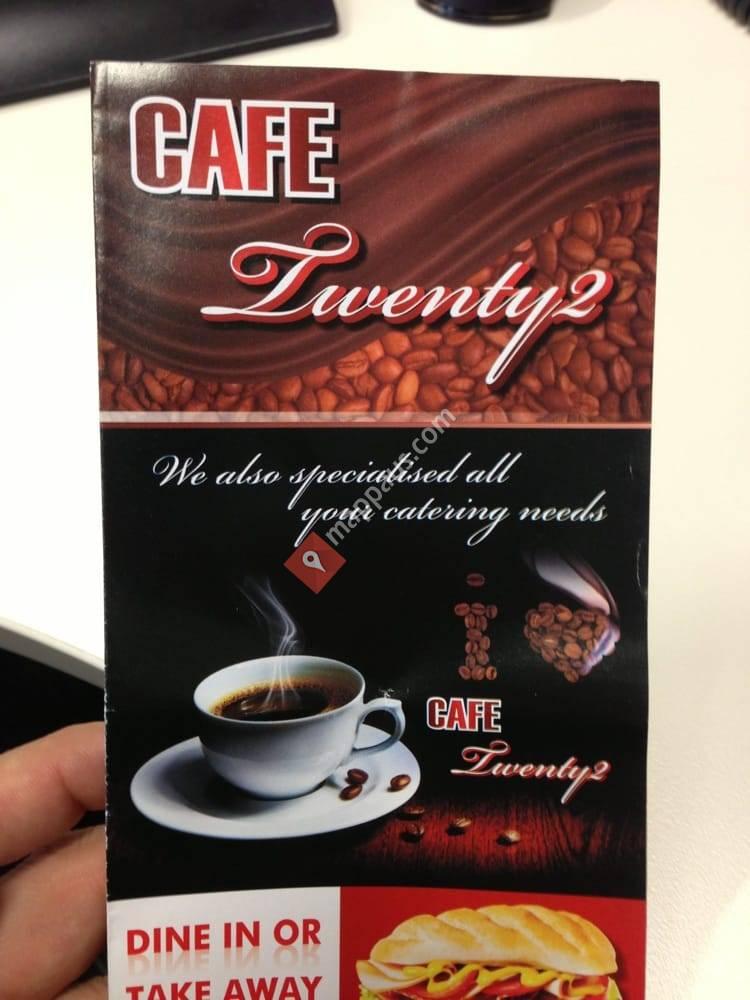 Cafe Twenty2