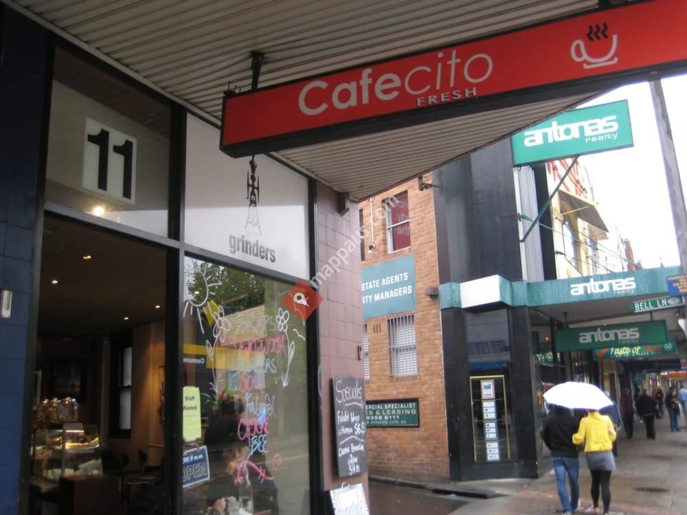 Cafecito Fresh