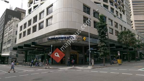commonwealth bank brisbane city branch