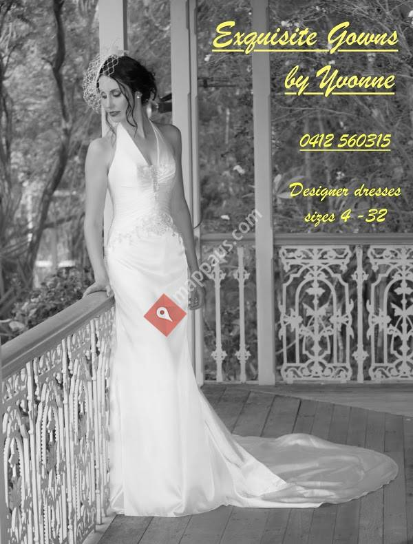 Exquisite Gowns by Yvonne - Moreton Bay Regional