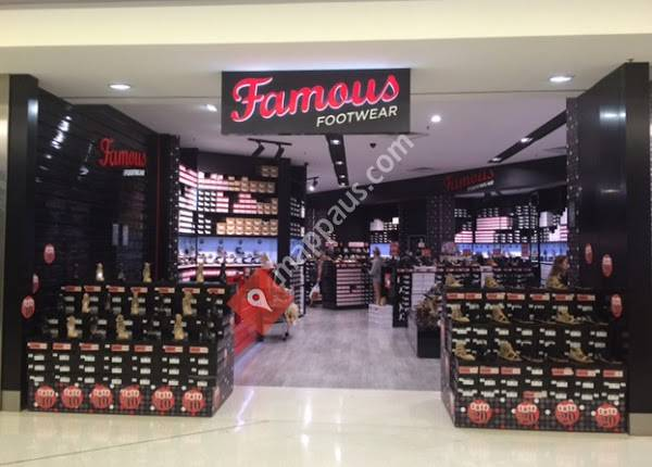 Famous Footwear Stockland Townsville