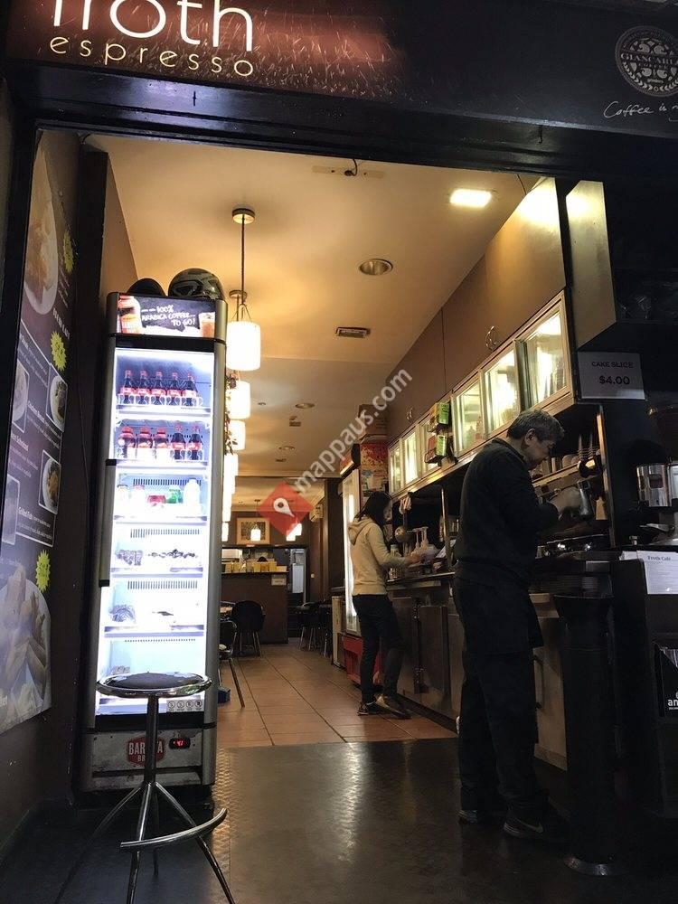 Froth Espresso