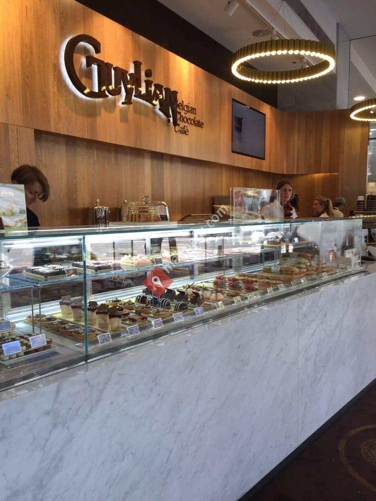 Guylian Belgium Chocolate  Cafe