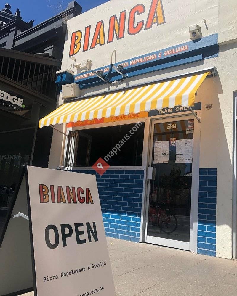 Hey Bianca