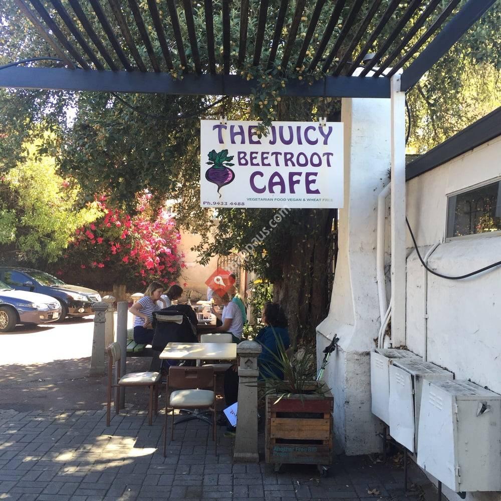 Juicy Beetroot Vegeterian Cafe