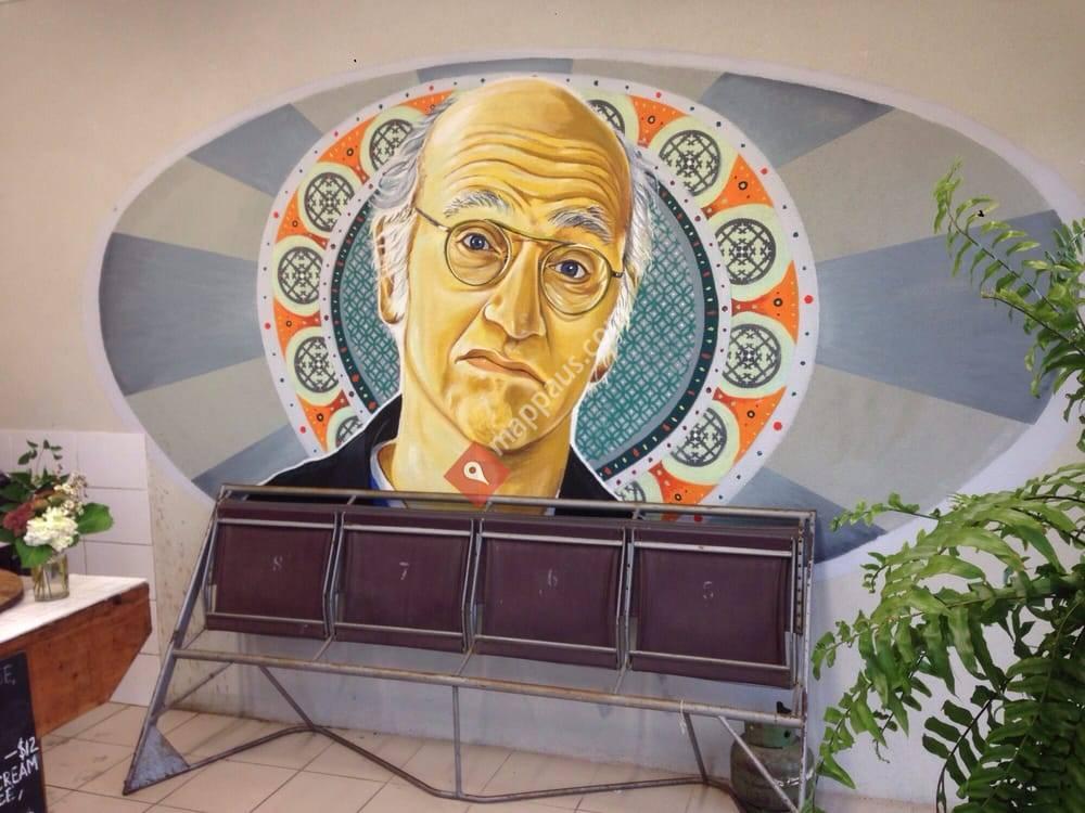 Larry David's