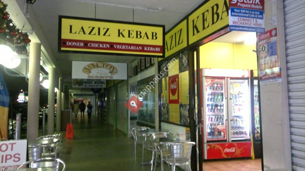 Laziz Kabab