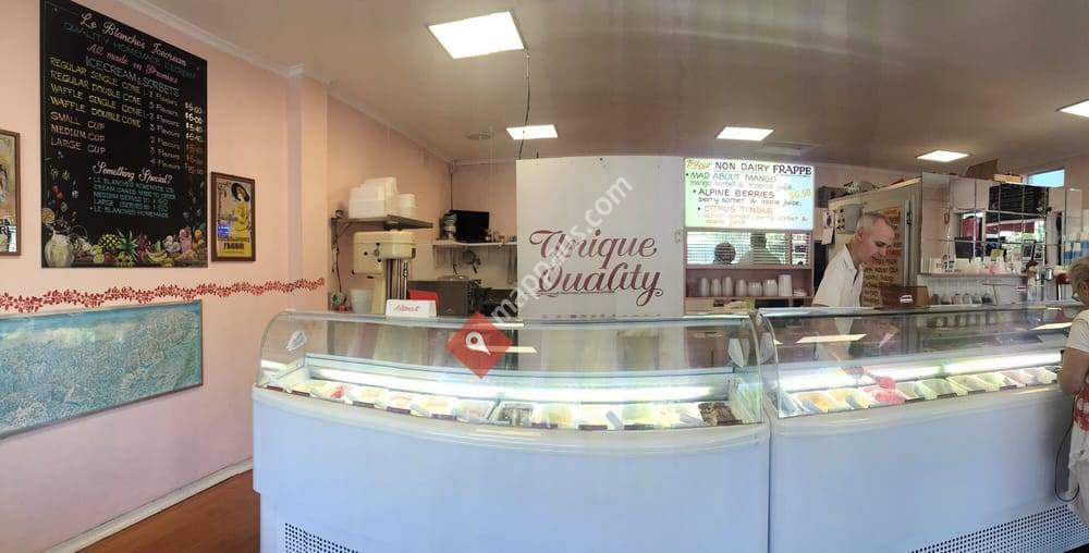 Le Blanche Ice Creamery