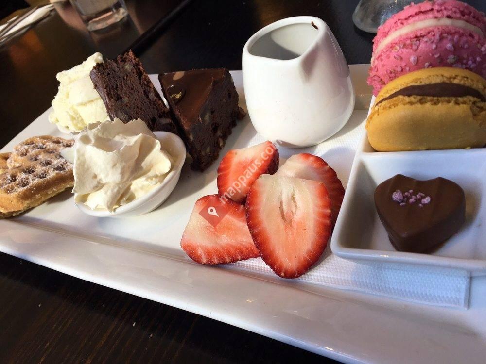 Lindt Chocolat Cafe - Martin Place