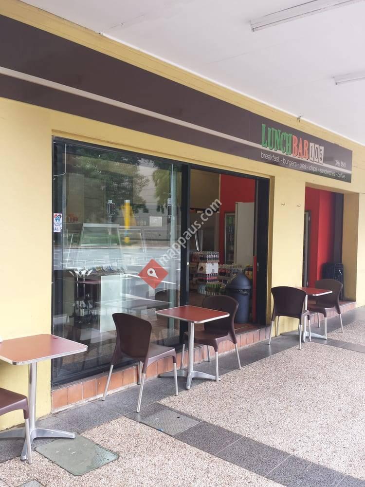 Lunch Bar 105