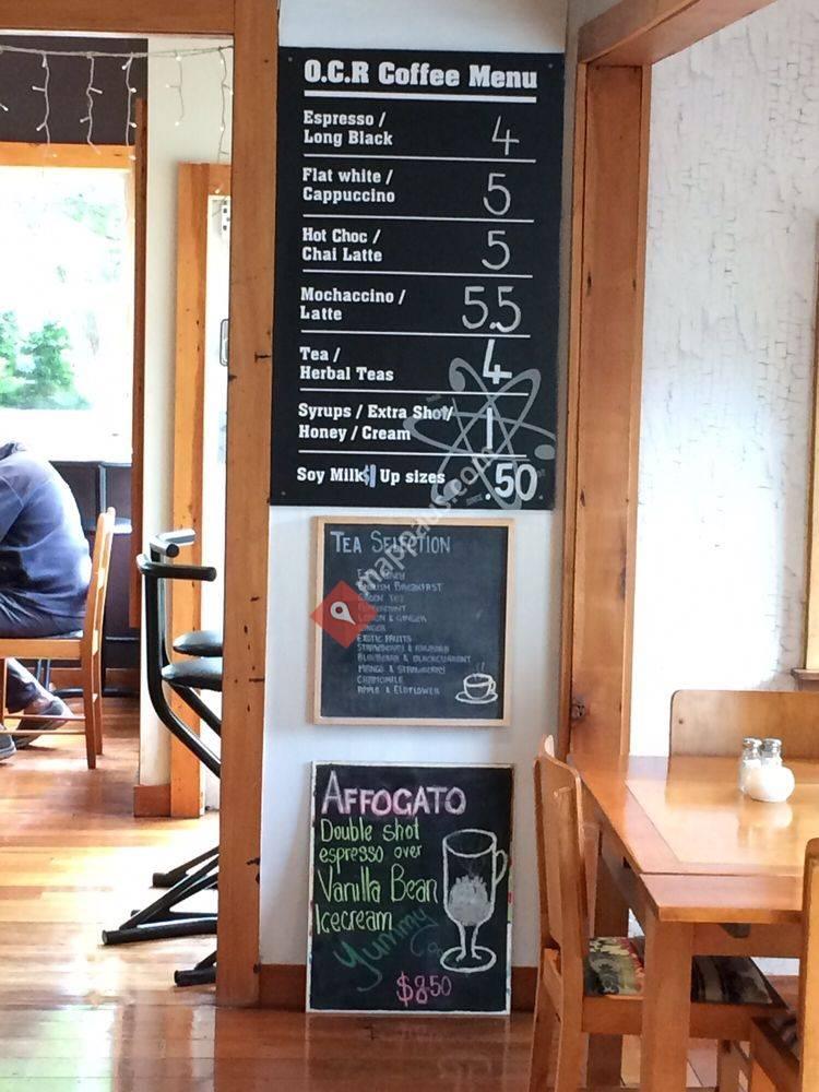 OCR Eatery & Wine Bar