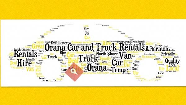 Orana Car & Truck Rental