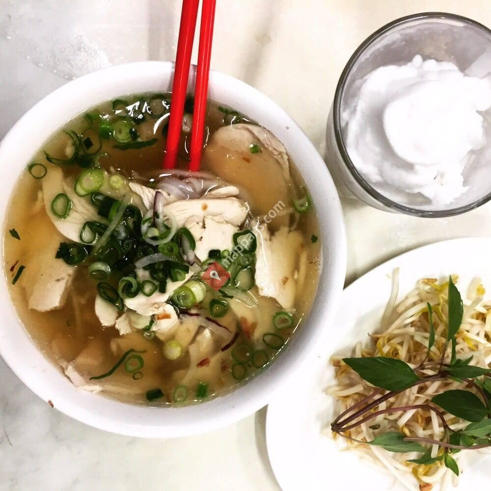 Pho Bo Ga Mekong