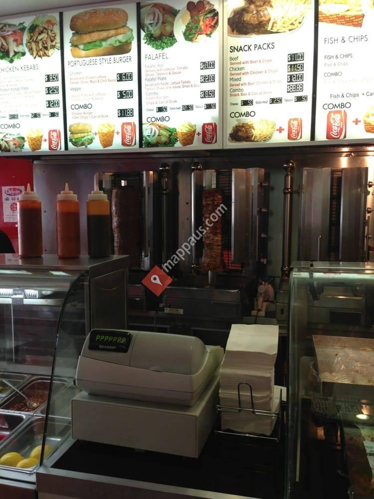 Pyrmont Kebab