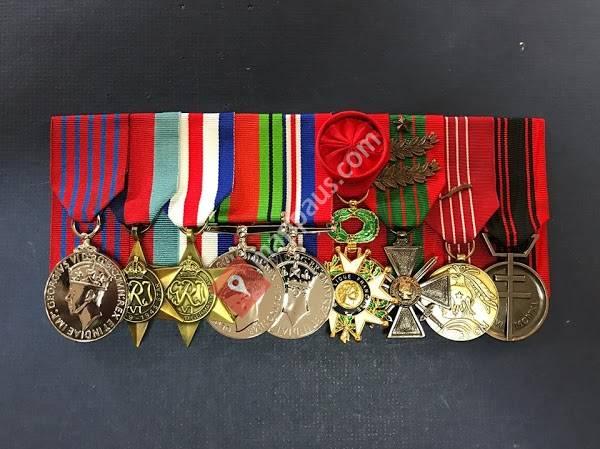 Quarterdeck Medals & Militaria - Helensvale