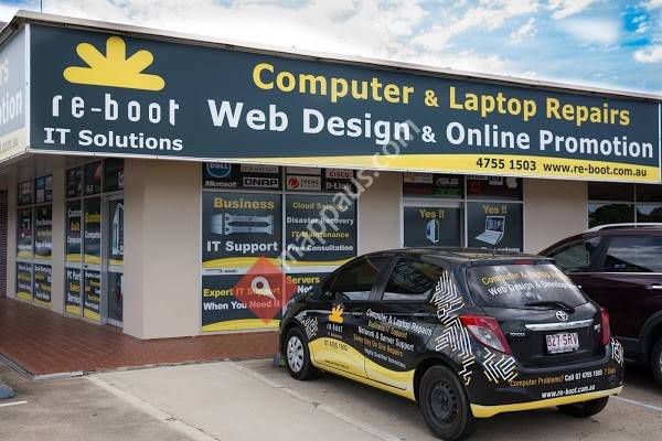 Re-Boot IT Computer Repairs Townsville