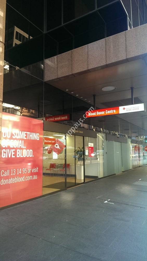 Red Cross Donor Centre