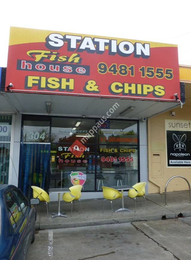 Station Fish House