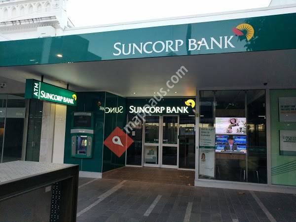 Suncorp Bank Flinders Mall