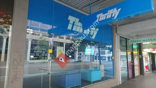 Thrifty Car & Truck Rental Sydney
