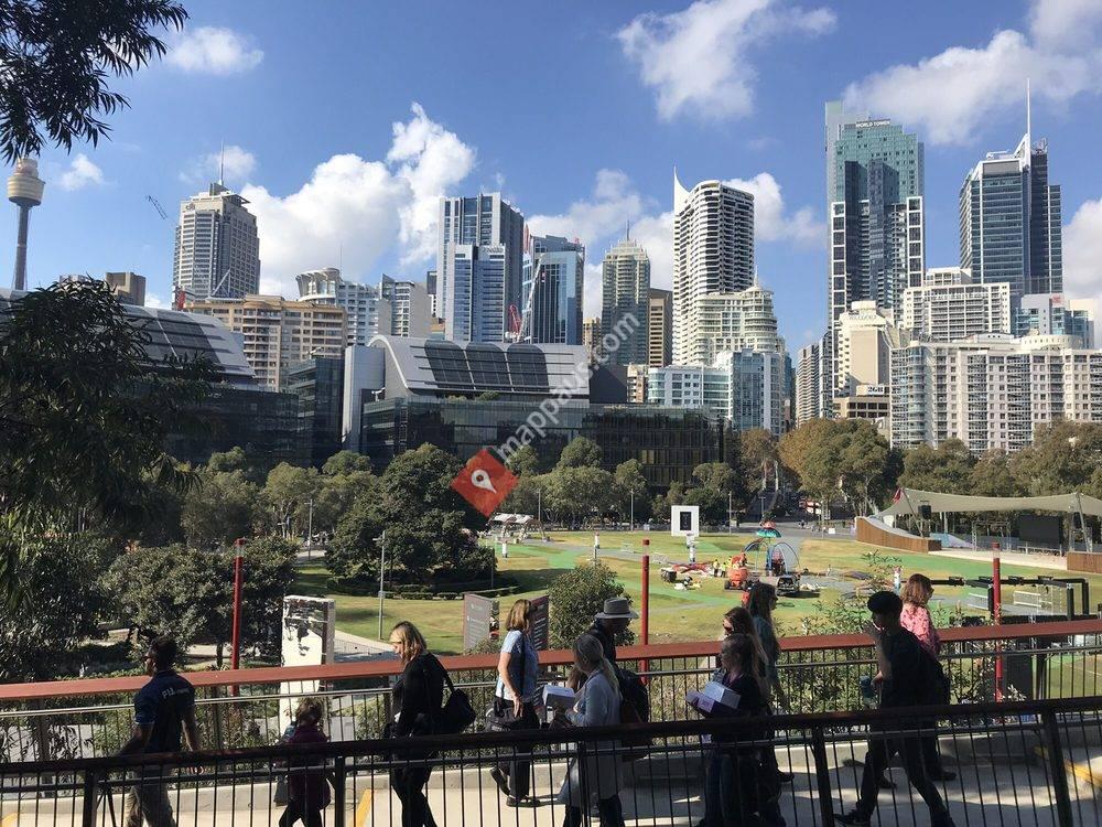 Tumbalong Park