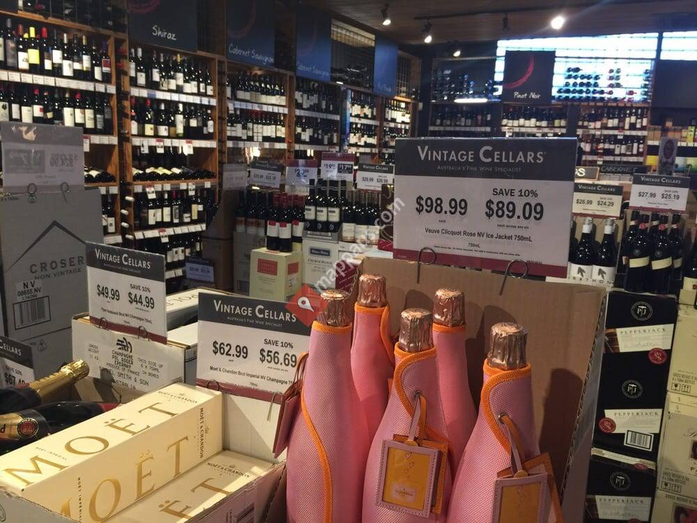 Reviews get directions and information for Vintage Cellars & Vintage Cellars - South Perth