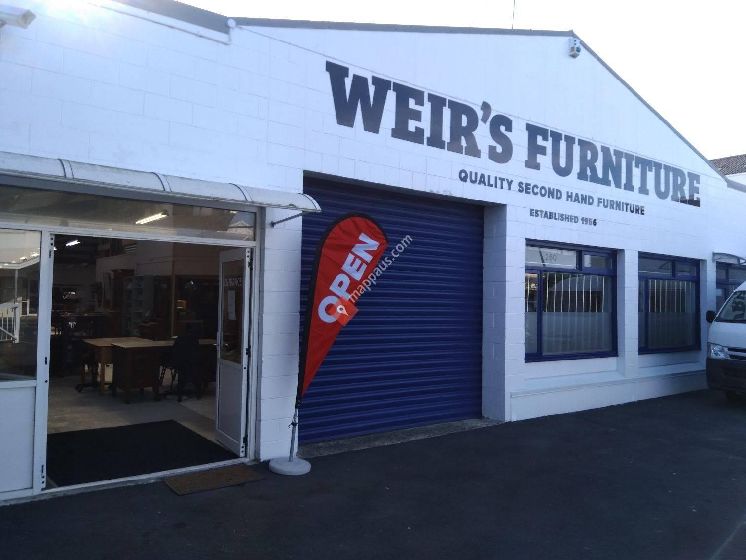 Weirs Furniture Dunedin